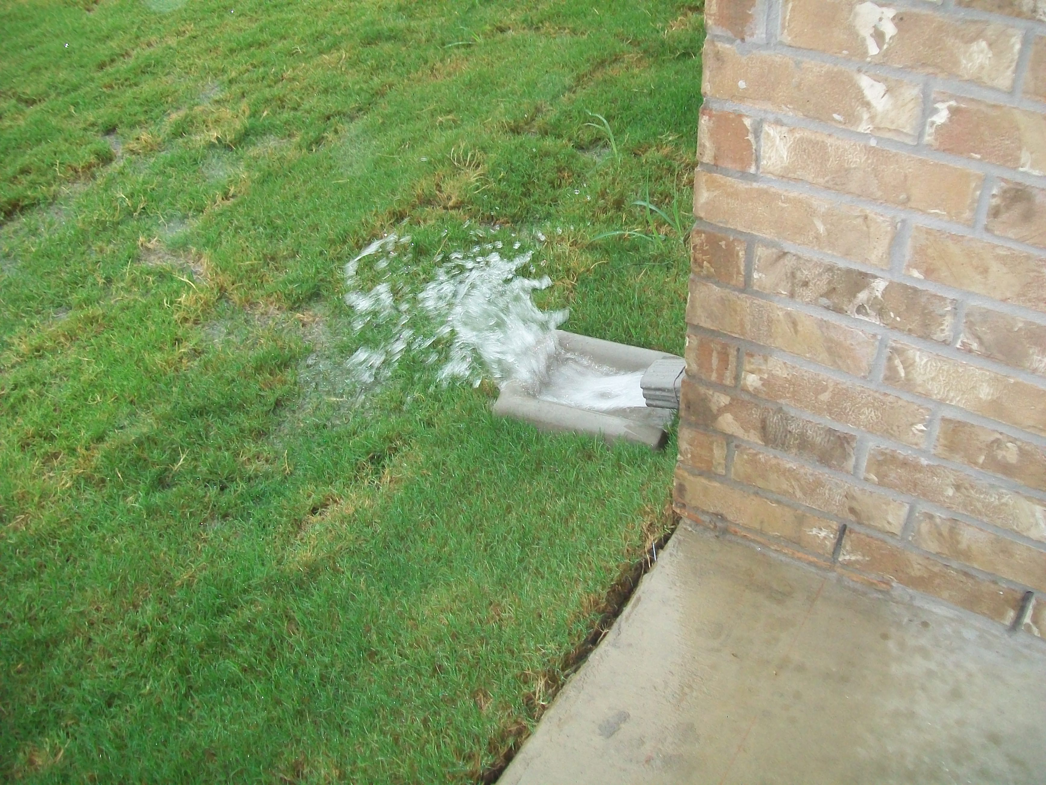 Home Inspection Client Asked, Do You Inspect In the Rain? People  sometimes ask if we inspect ...